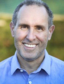 Man smiling after Orange California gum disease treatment