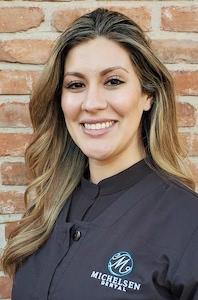 Orange CA dentistry team member Christina