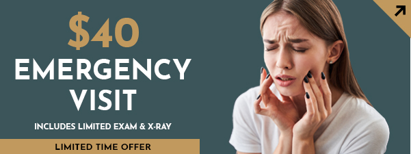 Emergency dentistry special coupon