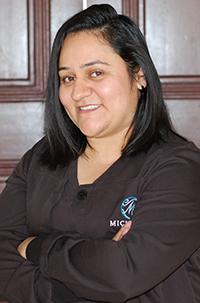 Orange CA dentistry team member Nadia